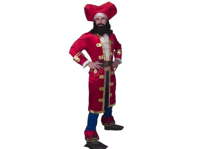 Captain Morgan Rum Runner Costume Adult X-Large