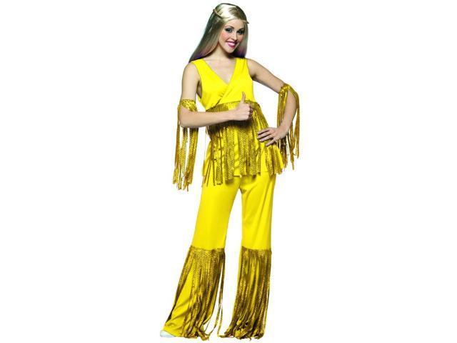 Marcia Brady Bunch Sunshine Day Hippie Feemale Costume Adult Stnd