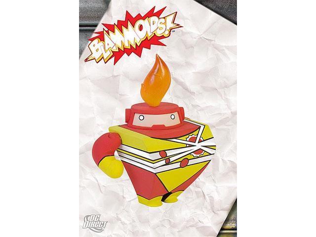 DC Blammoids Series 1 Firestorm
