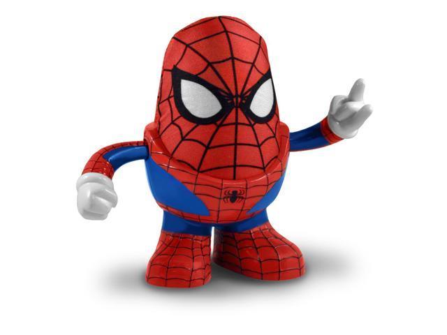 Marvel Spider Man Mr. Potato Head Figure