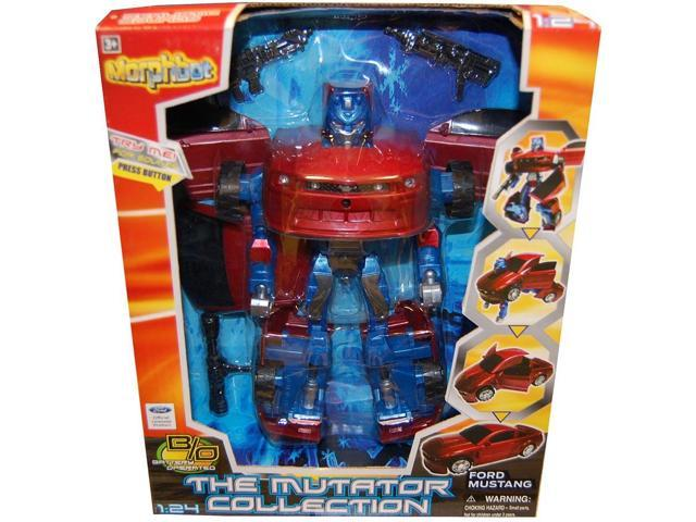 The Mutator Transforming Robot Collection