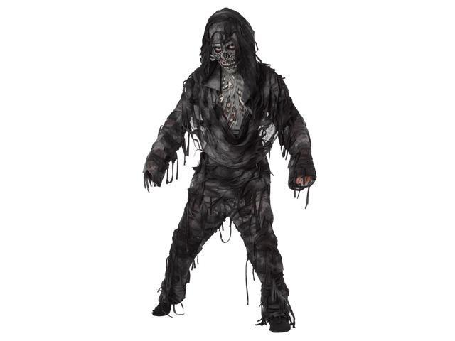 Rotten To The Core Zombie Costume Child Medium 8-10