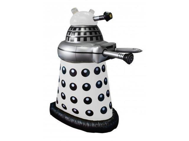 Doctor Who Small Inflatable White Dalek