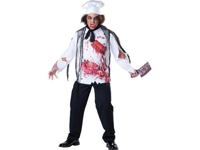 GOREmet Zombie Chef Deluxe Adult Costume X-Large