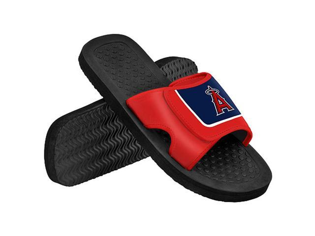 Los Angeles Angels MLB Mens Shower Slide Flip Flops X-Large