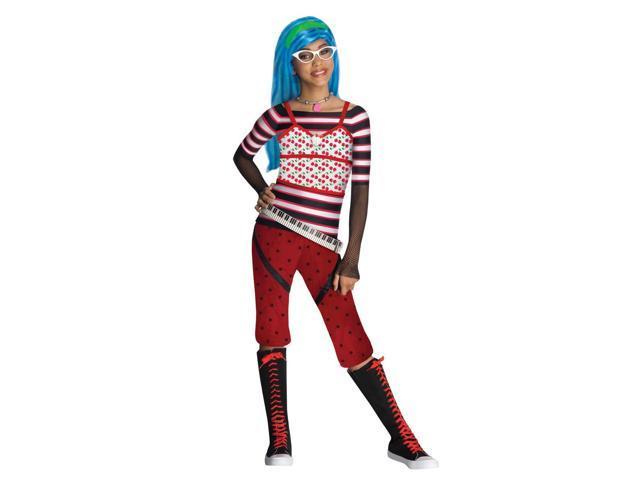 Monster High Ghoulia Yelps Costume Child Medium 8-10