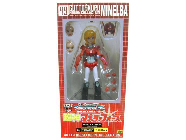 Transformers Masterforce Minerva Minelba