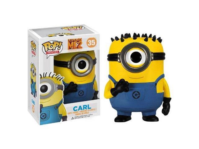 Despicable Me Funko Pop Vinyl Figure Carl