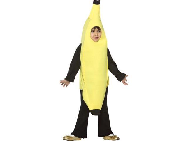 Light Weight Banana Costume Toddler Toddler 3T-4T