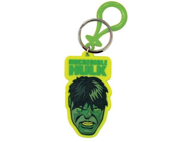 Marvel Soft Touch PVC Key Ring: