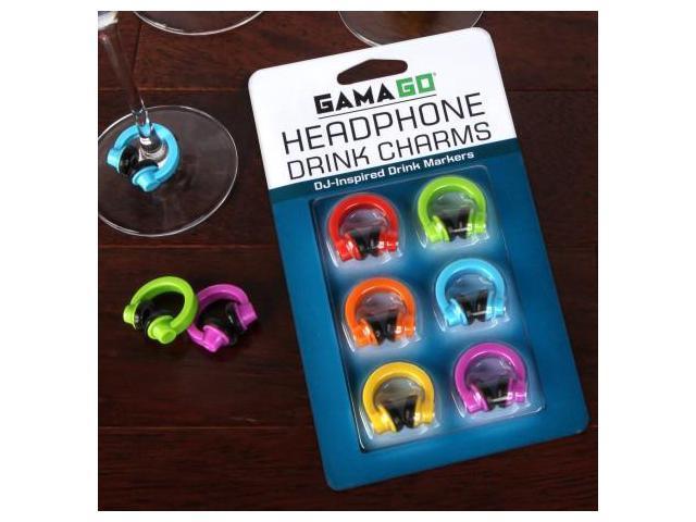 Headphone Drink Charms Kit