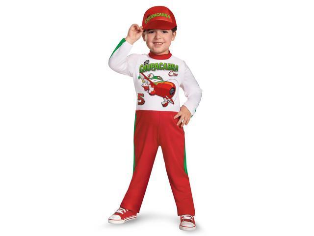 Disney Planes El Chu Costume Child Toddler Small 2T