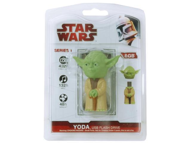 Star Wars Yoda 8GB USB Flash Drive