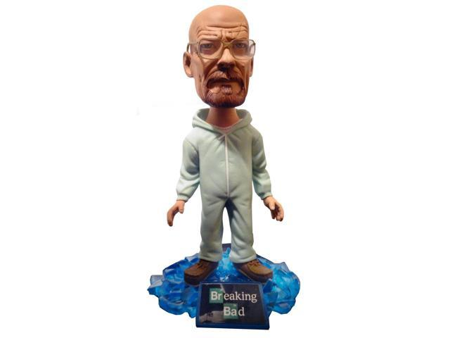 Breaking Bad Walter White Exclusive Glow In The Dark Green Bobblehead