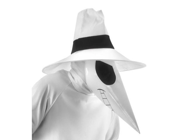 Spy Vs. Spy White Costume Accessory Kit Adult One Size