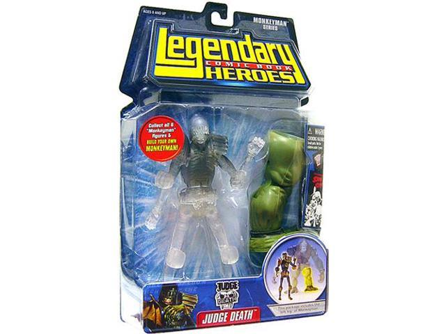 Legendary Heroes Figure Judge Death (Variant)