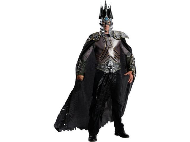 World Of Warcraft Arthas Costume Adult One Size Fits Most Up To 44