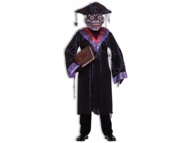 Graduation Daze Evil Student & Mask Costume Adult Standard