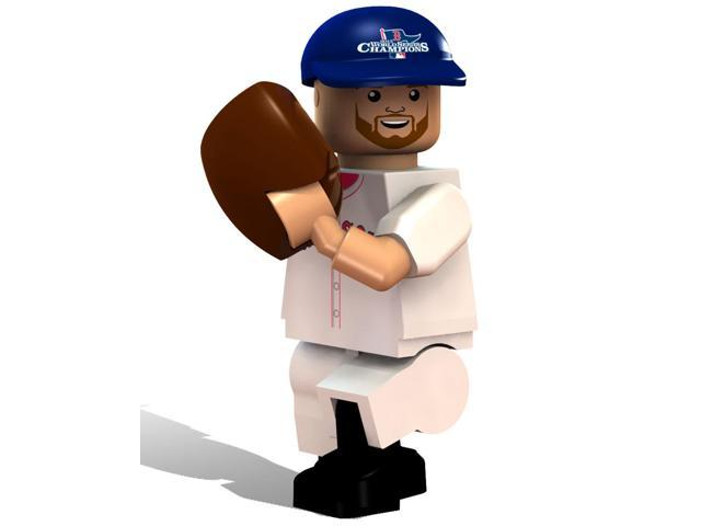 Boston Red Sox MLB OYO Minifigure Clay Buckholz WSC 2013