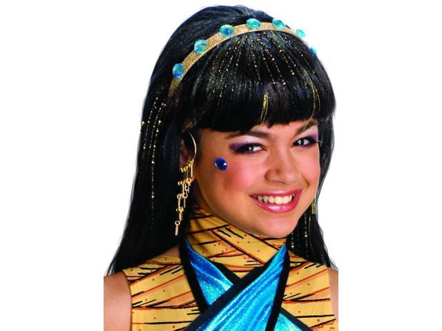Monster High Cleo De Nile Costume Wig