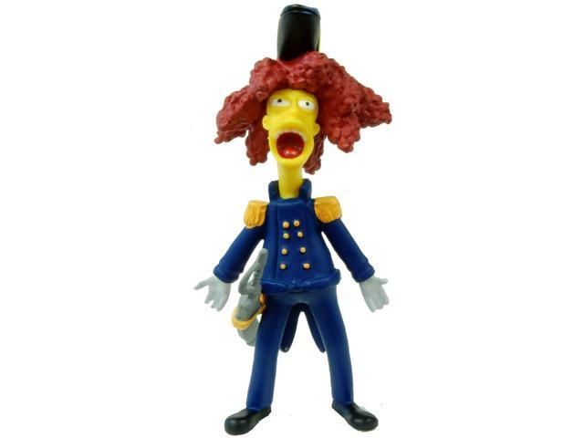 Simpsons 20th Anniversary Figure Collection Seasons 1-5 Sideshow Bob