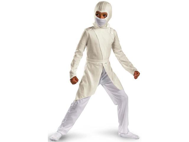 GI Joe Movie Storm Shadow Classic Child Costume 7-8