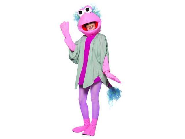 Fraggle Rock Mokey Costume Adult Standard