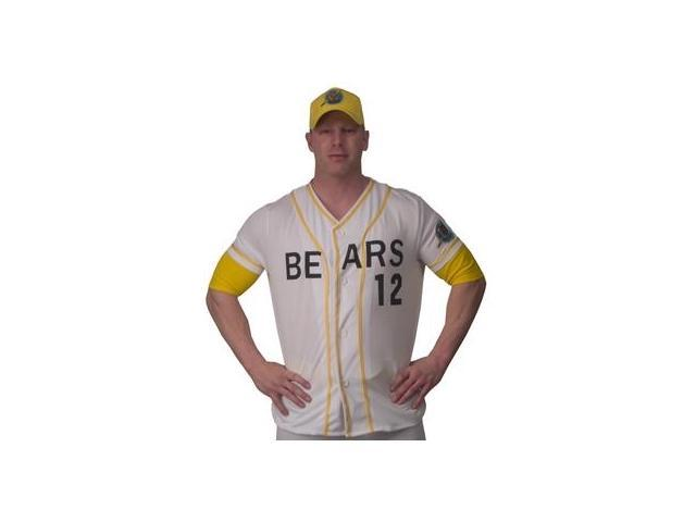 Bad News Bears Deluxe Jersey Costume Adult X-Large