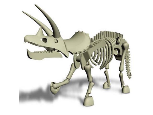 Stikfas Triceratops Dinosaur