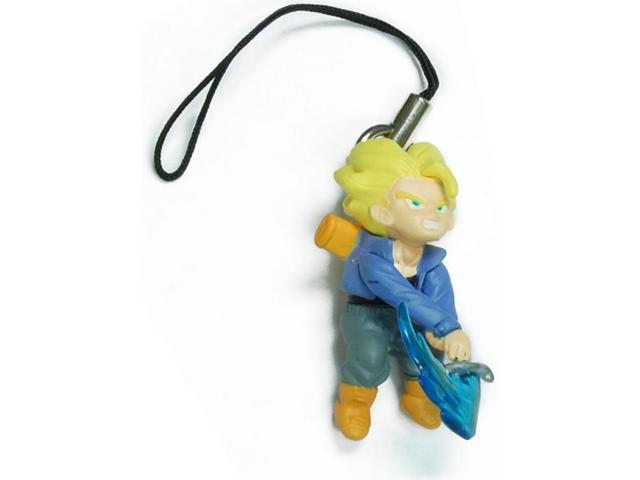 Dragon Ball Z Trunks Figure Phone Strap