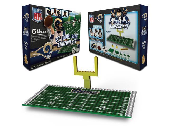 St. Louis Rams NFL Endzone Set