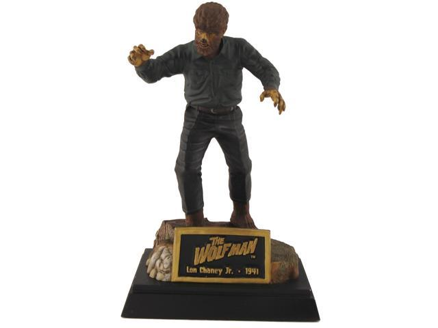 Universal Monsters The Wolfman Pre Painted Polystone Statue by Sideshow Toys