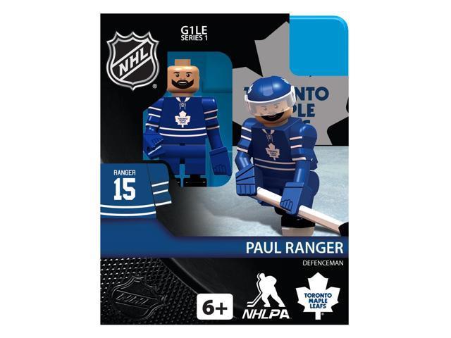 Toronto Maple Leafs NHL OYO Minifigure Paul Ranger