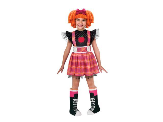 Lalaloopsy Deluxe Bea Spells A Lot Costume Child Toddler 2-4T