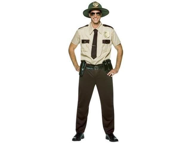 Super Trooper Costume Adult Standard