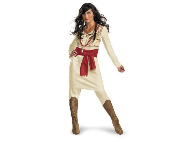 Prince Of Persia Princess Tamina Deluxe Costume Adult Large 12-14