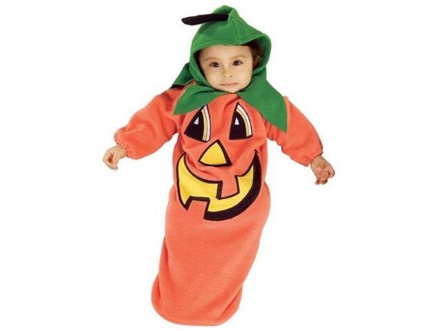 Lil' Pumpkin Infant Costume Newborn
