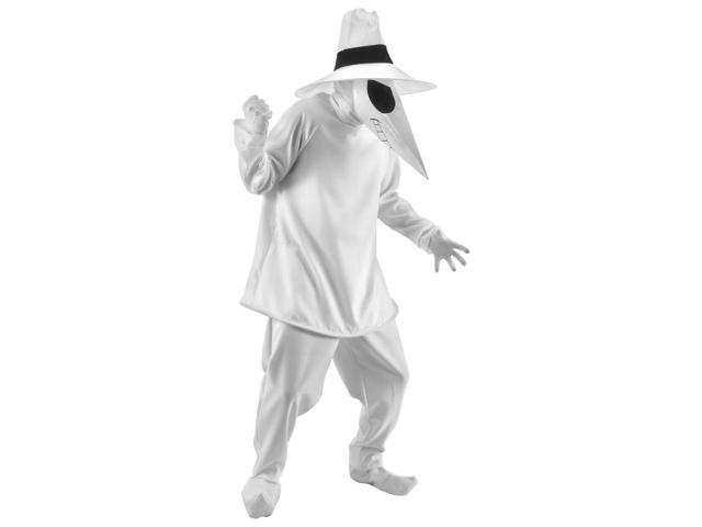 Spy Vs. Spy White Costume Adult Small/Medium