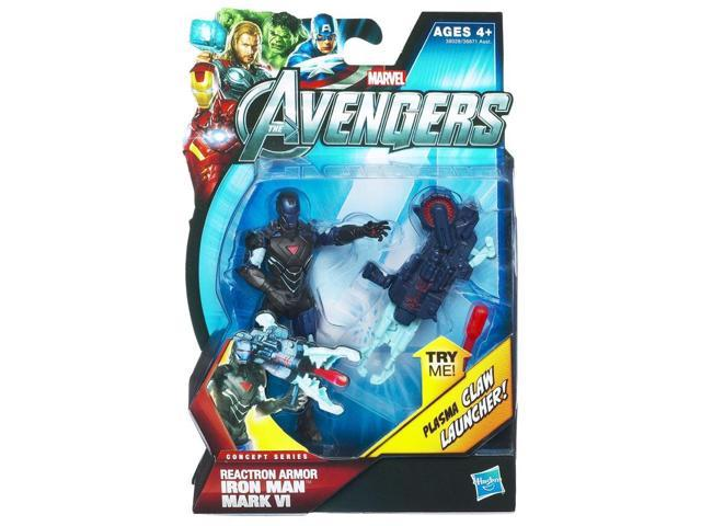 Marvel Avengers Earth Mightiest 4