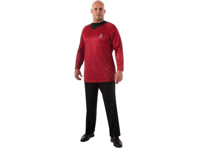 Star Trek Deluxe Scotty Costume Shirt Adult Plus Plus
