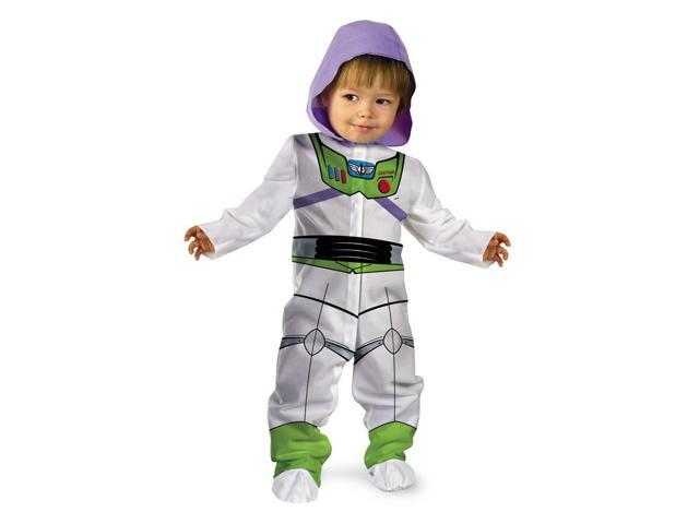 Buzz Lightyear Jumpsuit Child Classic Costume Baby 0-6 Months