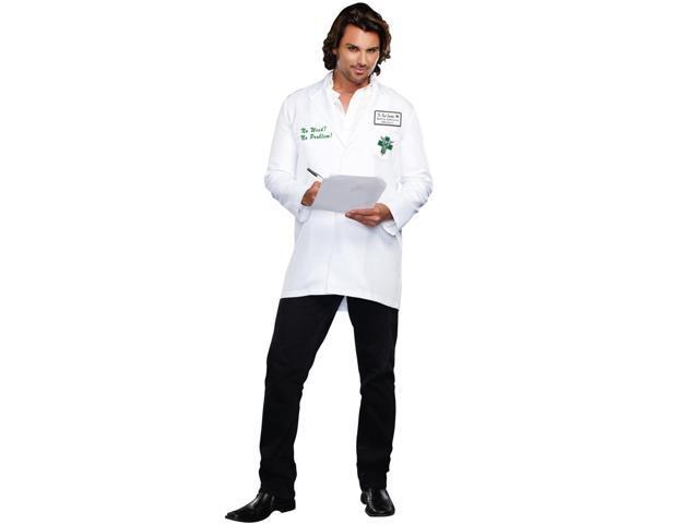 Dr. Bud Smoker Adult Costume