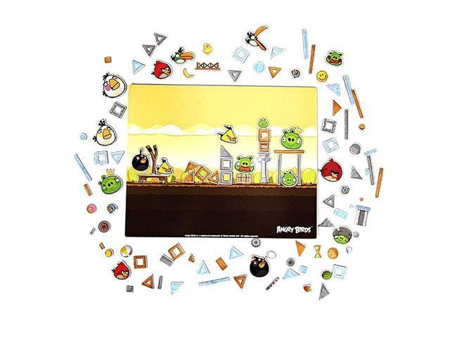 Angry Birds 115-Piece Magnetic Playset