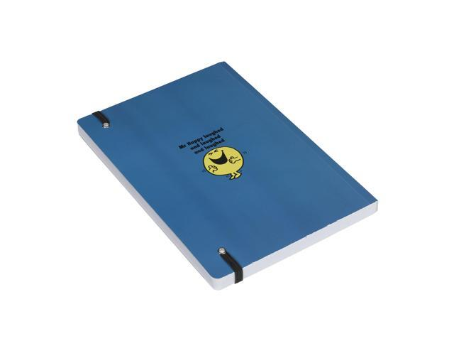 Mr. Happy Journal Lined Notebook