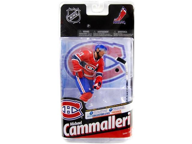 McFarlane NHL Michael Cammalleri Montreal Canadiens Red Jersey Variant