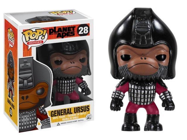 Planet Of The Apes Funko Pop Movies Vinyl Figure General Ursus
