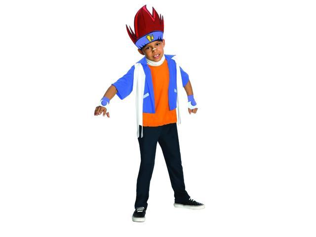 Beyblade Gingka Costume Child Large 12-14