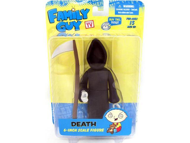 Family Guy Classic Figure Series 3 Death