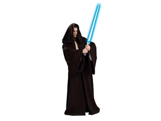 Star Wars Super Deluxe Jedi Robe Adult Costume Standard