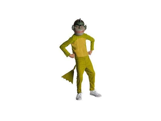 Monsters Vs. Aliens Missing Link Costume Child Medium